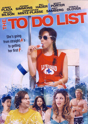 The To Do List (+Ultraviolet Digital Copy) (Dvd)