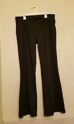 Victorias Secret VSX Sexy Sport Black Activewear Pants Yoga Womens Large Short