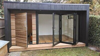 Garden office Building Brand New Bespoke made to measure