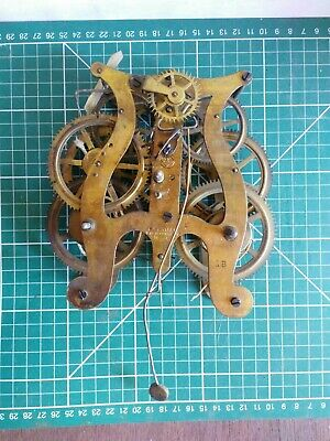 American Seth Thomas Clock Movement For og wall clock working