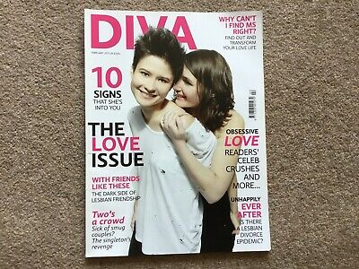 Diva Gay Lesbian Magazine February 2011 The Love Issue 177