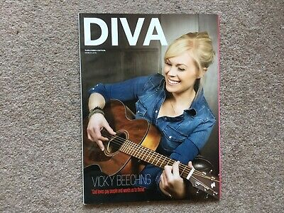 Diva Gay Lesbian Magazine March 2015 Vicky Beeching Issue 225