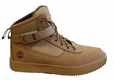 Timberland Cityroam Cupsole Cuir Homme Mi Bottes Chaussures