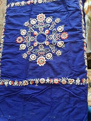Vintage Hand Embroidered Cloth