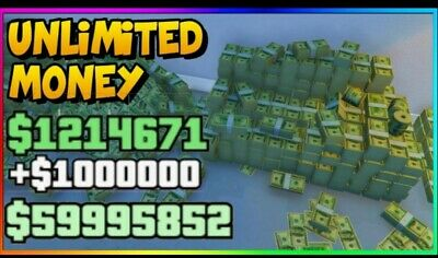 Ps4 Gta 5 Unlimited Money For Life (No Requirement) 100% Safe.