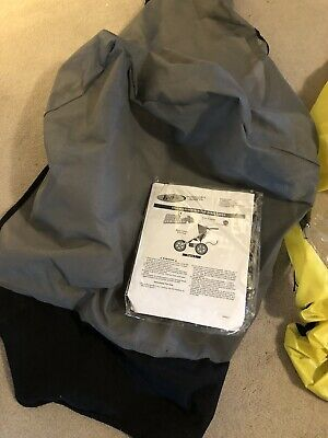 Bob Sport Utility Stroller Weather Insect UV Protector Shield Cover EUC
