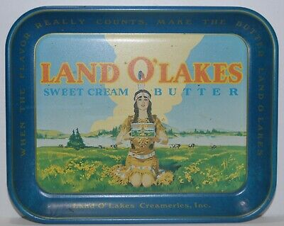Land O' Lakes Butter Tray
