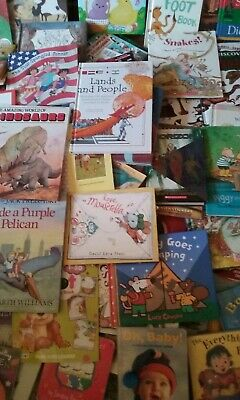 Lot of 20 Children's Books Bed Time Kids Choose Type of Books Story Time Picture