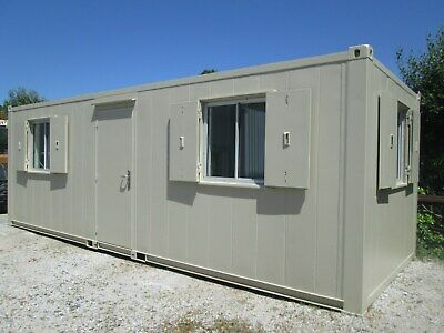 24ft Site Office, Canteen, Welfare Unit, Site Cabin, Shipping Container