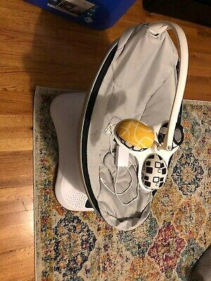 4moms 2000800 MamaRoo 4 Infant Seat - Gray