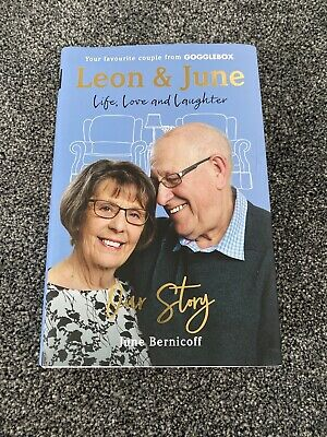 BN Leon and June: Our Story: Life, Love & Laughter by June Bernicoff