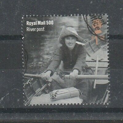 2016 Royal Mail 500 £1.52 Used.
