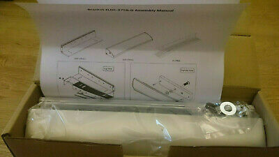 New ICS-300ZLDC Mounting Bracket Architectural Cover Inward