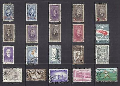 D150 Syria / A Small Collection of Early & Modern Used