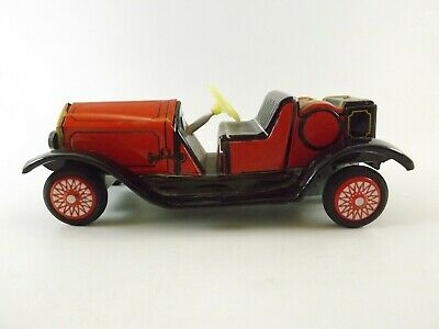 Tinplate Car Made In Japan By Ichimura Friction Drive Ref 293/4