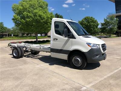 2019 Mercedes-Benz Sprinter Cab Chassis 170 Premium Plus $51K MSRP 2019 Mercedes-Benz Sprinter 3500 Cab Chassis Premium Plus, 51K MSRP