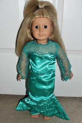 Blonde Hair Brown Eyes American Girl Doll of the Year Surfer Kailey Hopkins 2003