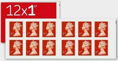100 1st Class Royal Mail Self Adhesive Stamps