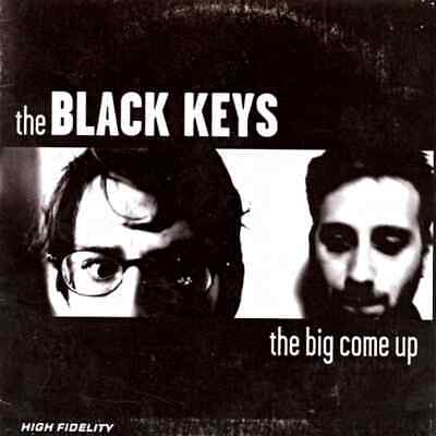 The Black Keys CD The Big Come Up
