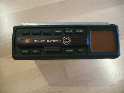 Original Harley-Davidson Radio mit CD-Player für Electra-/Street-/Road-Glide