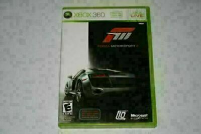 Forza Motorsport 3 (Microsoft Xbox 360, 2009 2 DISC ) DISC IS MINT