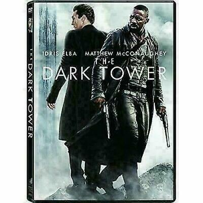 The Dark Tower (DVD, 2017) DISC IS MINT