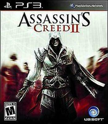 Assassin's Creed II (Sony PlayStation 3, 2009)M