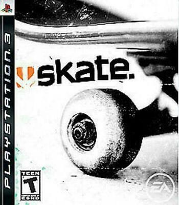 Skate (Sony PlayStation 3, 2007) DISC IS MINT