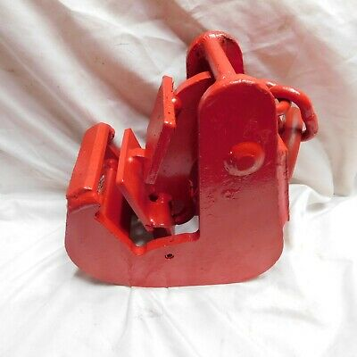 1.5 Ton Vertical Plate Dog Clamp
