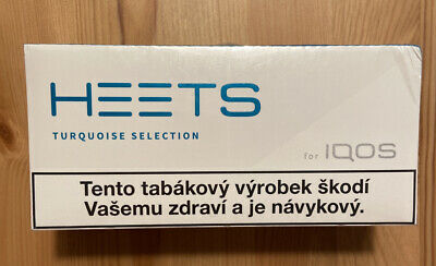 IQOS | Heets |  Menthol | Turquoise Selection | 200 Heets !!