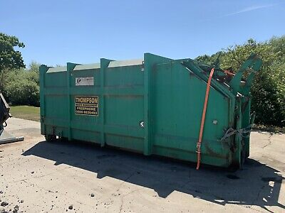 Compactor Bin , Skip , Pakawaste , Roll On Off , Waste
