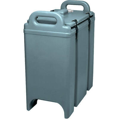 Cambro 3-3/8 Gal. Insulated Soup Container Slate Blue 350Lcd-401