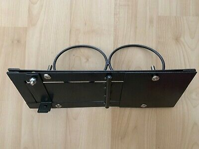 Adventure Bound Double 4 Inch Parrot Swing Feeder - Bracket Only - No Bowls - A