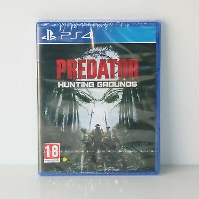Predator - Hunting Grounds - Sony PS4 PlayStation 4 Game - New & Sealed