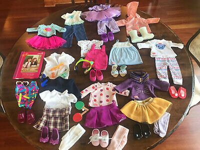 Huge Our Generation American Girl 18 In Doll Clothes & Accessories Lot