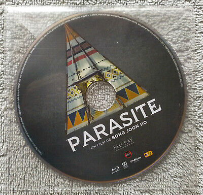 Parasite Blu-ray World Exclusive Art WEA f. French Steelbook Gisaengchung