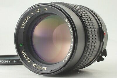 [MINT] Mamiya Sekor C 150mm f/3.5 N Lens for M645 645 from JAPAN
