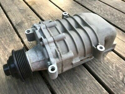 Mercedes C Class C200 W203 Kompressor Supercharger A1110900980