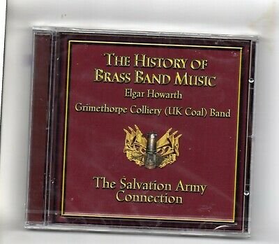 Grimethorpe Colliery Band - History Brass Band Music Salvation Army Connection