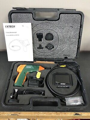 *USED* Extech Video Borescope Instruments BR250 with Wireless Inspection Screen