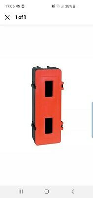 Extended Single Fire Extinguisher Cabinet - Thomas Glover