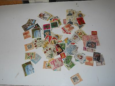 Postage Stamps: new & used Colombia, large assortment