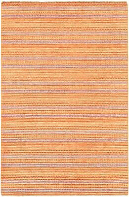 "Hand-knotted Carpet 5'4"" x 8'2"" Transitional Wool Rug"