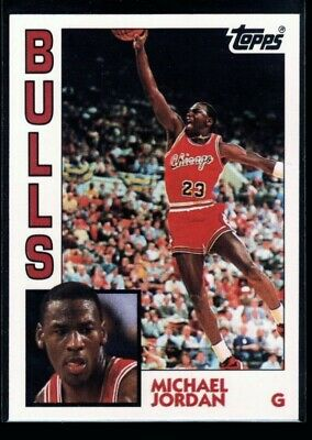 Michael Jordan $80++ Mint 1984 84-85 Rookie Glossy Rc 1992-93 Topps Archives #52