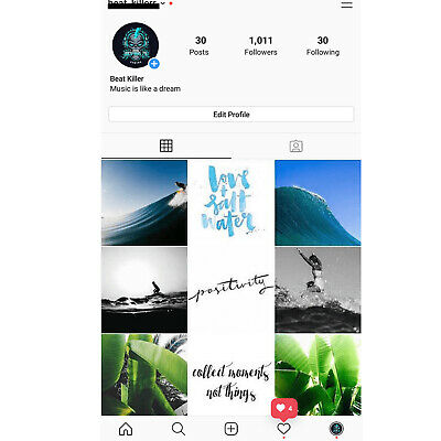 🔥 Account for 🔥Instagram🔥 with 2k+ Audience. ✅