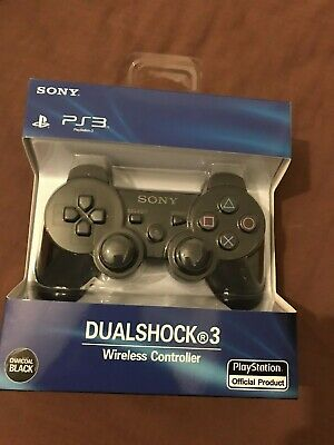 PlayStation 3 DualShock 3 Wireless Controller Original Sony PS3 Gamepad.