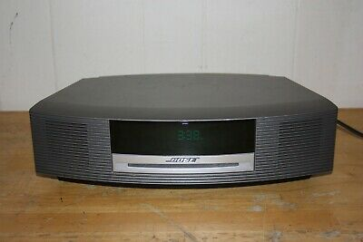 Bose Wave Music System III, Graphite Gray With Remote - 343178-1110
