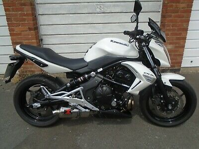 Kawasaki Er6N 650 Twin 21K 2011 Hpi Clear Fsh New Mot Extras Superb Condition