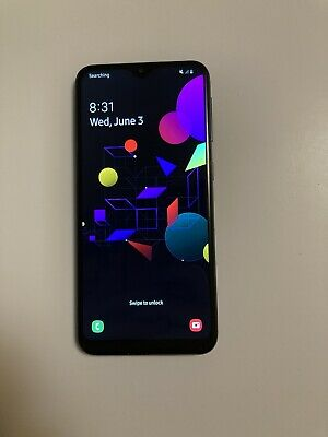 Samsung Galaxy A10e SM-A102U - 32GB - Black Metro PCS Smart Phone With Case