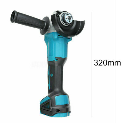 125mm Brushless Cordless Angle Grinder Replace For 18V Makita Li-ion Battery ☃